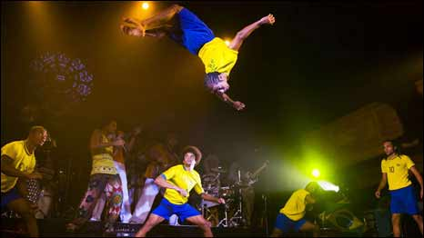 Cortesia Brazil! Brazil! e Centro Cultural Southbank