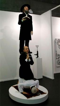 Eugenio Merino/ARCO, Galeria ADN/BBC Brasil